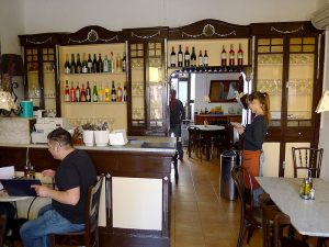 The San Juan Bar is kept just as it was a century ago