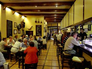 Pincho Bar El Zaguán, in Bartomeu Rosselló