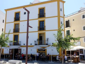 Formentera is one of the historic restaurants in the city