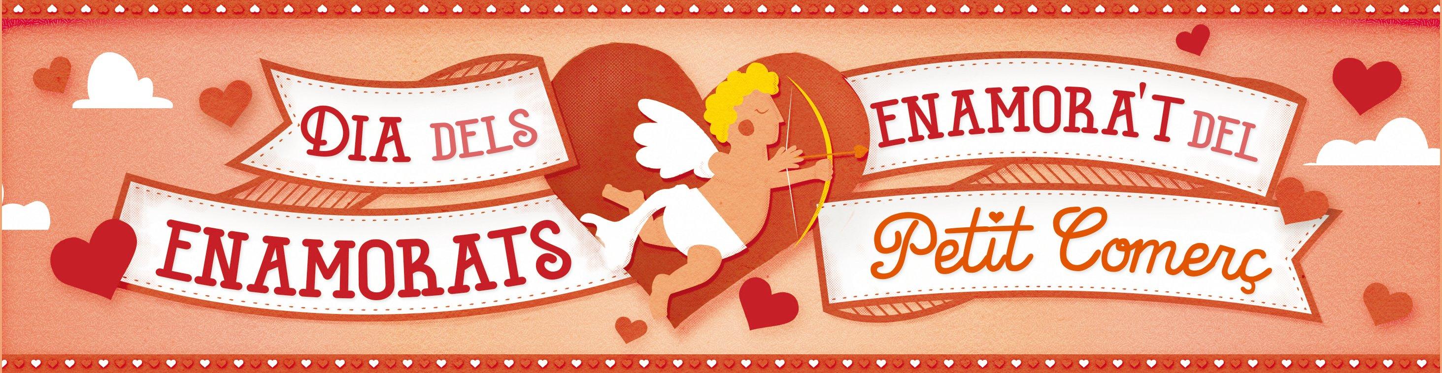 Enamorados del perqueño comercio logo