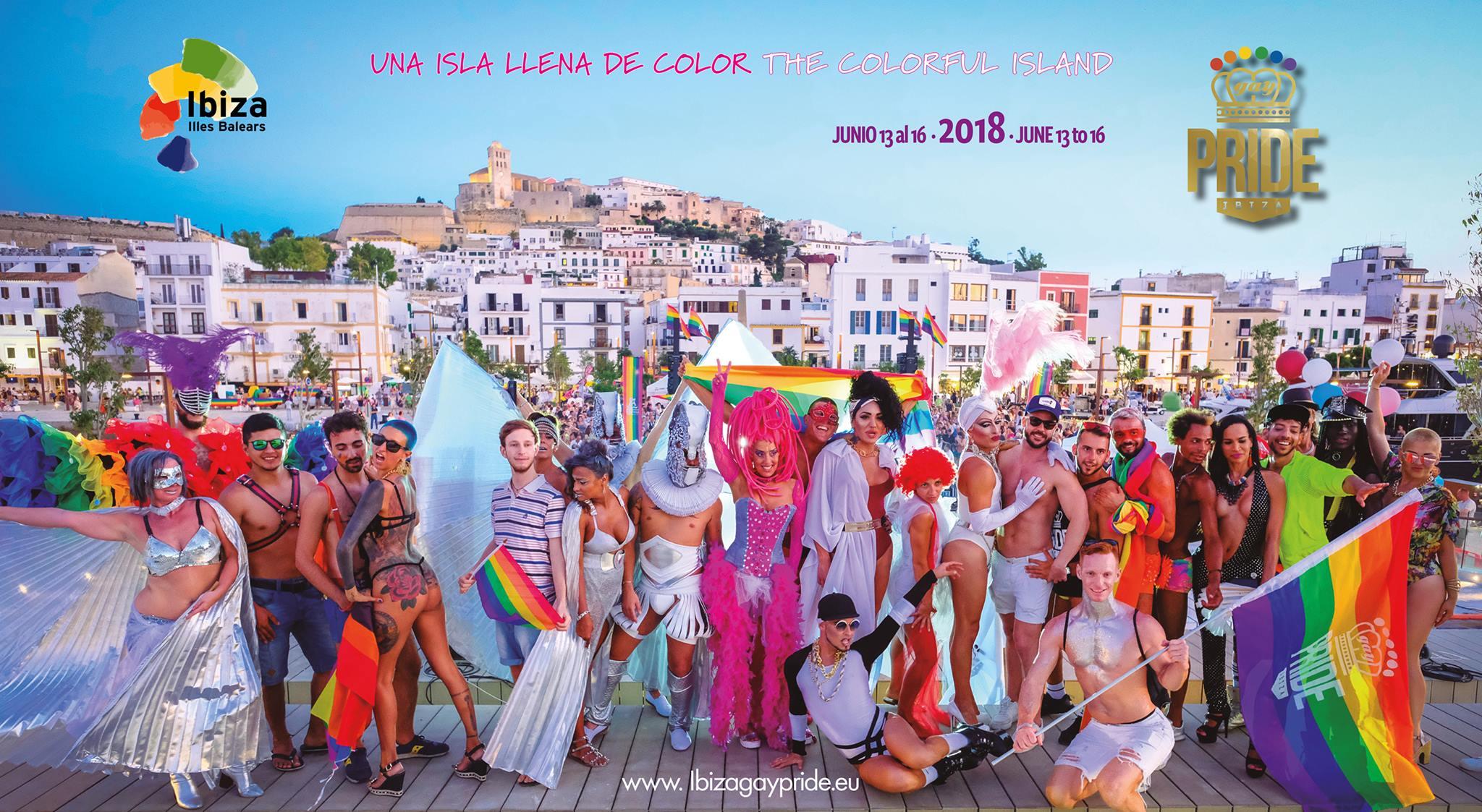 Image result for gay pride ibiza 2018