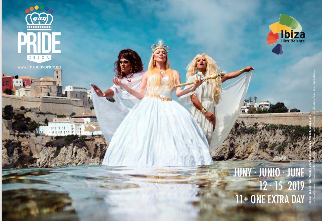 Cinema, Theater And A Lot Of Party At The Ibiza Gay Pride